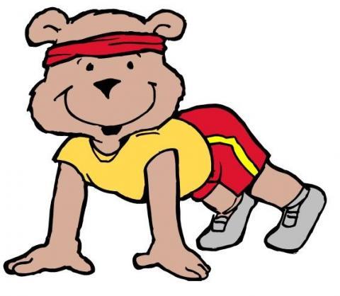Balance Builders Bear